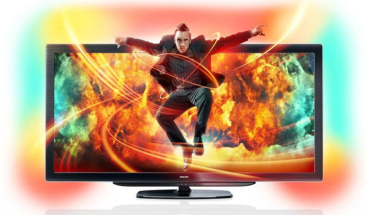 Как включить 3D на телевизоре